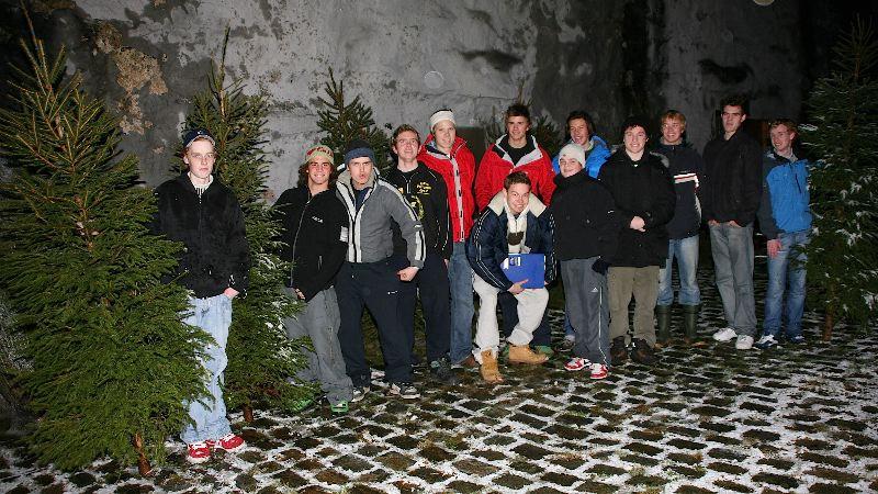 Juletreselgere på nordnes