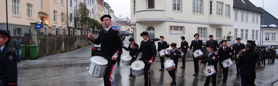 Mathismarkens Bataljon sine slagere, 13.03.2011