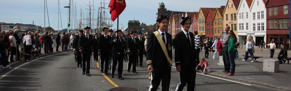 Nordnæs Bataillon på Buekorpsenes Dag 2010
