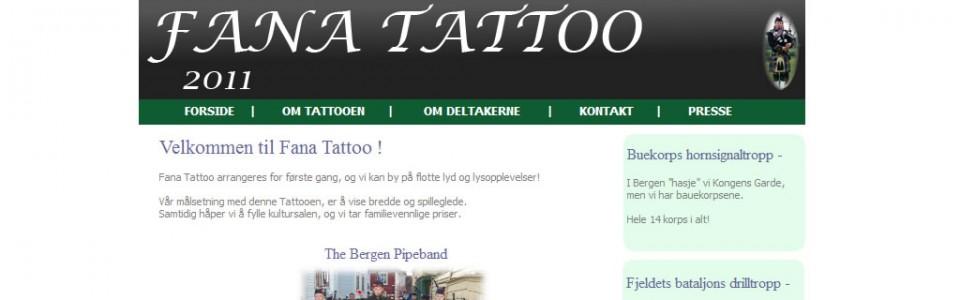 Skjermskudd: Fanatattoo.com