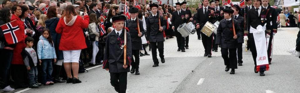 Markens Bataljon på 17. mai 2010.