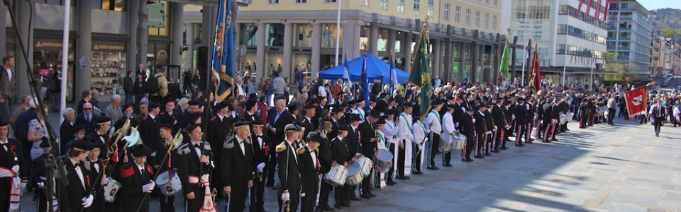 Buekorpsenes dag 2010